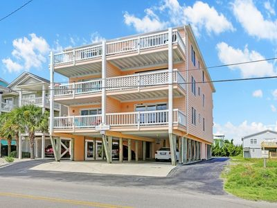 Photo for Sunskipper: Ocean view Vacation rental in Carolina Beach with 2 pools