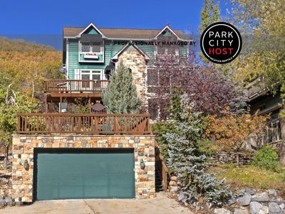 Photo for Victorian House - 3 Min Walk to Main St Park City!