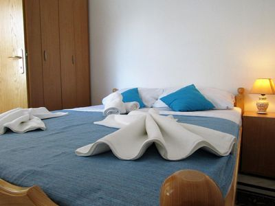 Photo for One bedroom apartment with terrace Vodice