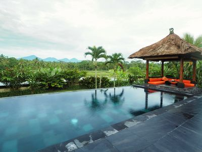 Photo for 2 Bedroom Villa Surrounded by Paddy Field in Ubud;