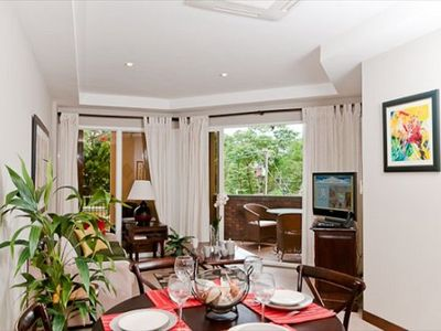 Dining Area - Beautiful and spacious dining area for 4 guests