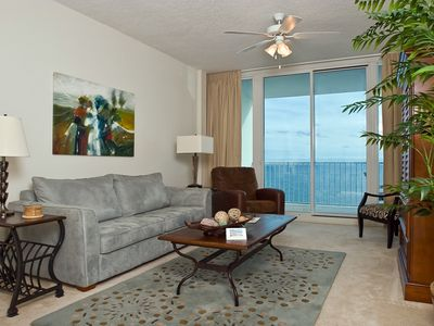 Photo for HAVE A BALL with Kaiser in Lighthouse #1706: 2 BR/2 BA Condo in Gulf Shores Sleeps 8