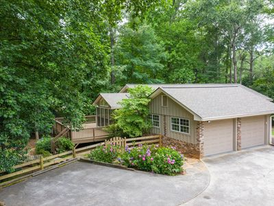 Photo for Garden Oasis In the heart of the north Atlanta Suburbs