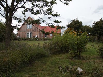 Photo for Semi-detached house situated in very quiet location surrounded by fields