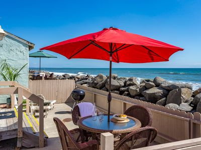 Photo for Remodeled Beach Rental, 1br/1ba Designer Decorated & A/C Equipped