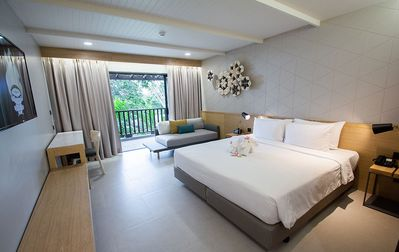Photo for Canna Deluxe Double Room  with Breakfast(CD1)