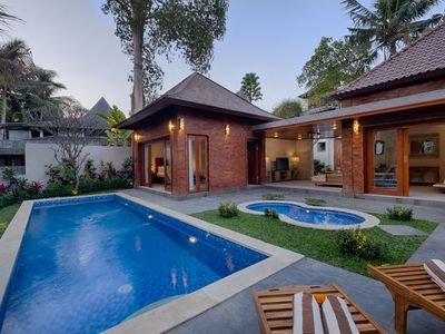 Photo for Private pool villa close to central ubud HOT DEAL