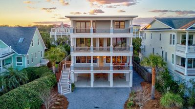 Photo for BRAND NEW LISTING/PROPERTY- Luxury 6BR House with Pool, Steps to Beach