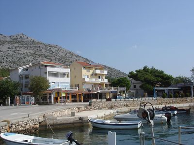 Photo for Holiday apartment 50 m from the sea and close to Paklenica national park