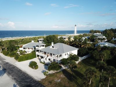 Photo for Boca Grande Vacation Home Steps from the Gulf