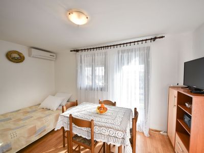 Photo for Apartment Nikola in Privlaka - 3 persons, 1 bedrooms