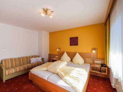 Photo for Triple room type Zugspitze - Garni RUSTIKA - Hotel Pension & Appartements