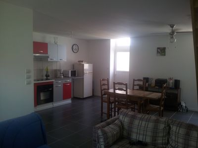 Photo for House rents furnished La Rochelle 4 to 6 people.