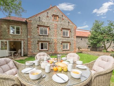 Photo for Glaven Cottage is a Grade II listed cottage situated in an idyllic location