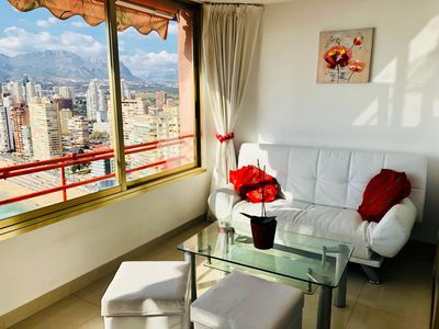Photo for Don Miguel II - Luxury apartment with magnificent views of the sea and the city.