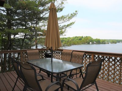 Photo for Sept. Dates Discounted 1000 Island NY Rental, Wellesley Island