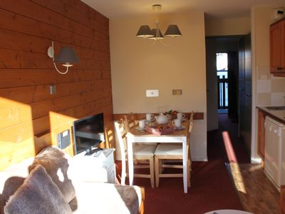 Photo for Avoriaz, Résidence DOUCHKA, Beautiful apartment with terrace