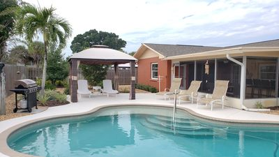 Photo for Dog Friendly Pool home, mins to Anna Maria Is & IMG Academy