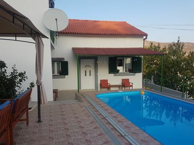Photo for Villa Tim - villa with heated outdoors pool in Klis