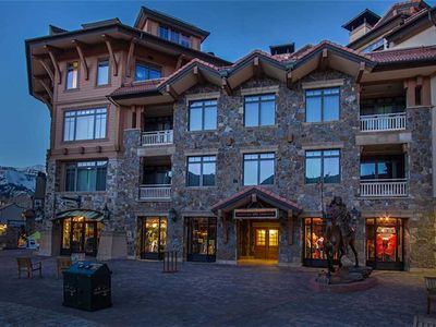 Photo for HERITAGE CROSSING 2: 4 BR / 4.5 BA  in Mountain Village, Sleeps 8