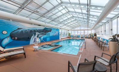 Photo for Club Wyndham Skyline Tower, New Jersey, 2 Bedroom Deluxe Suite