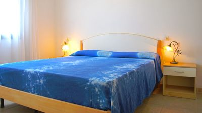 Photo for Sardinia, apartment 50mt from the beach