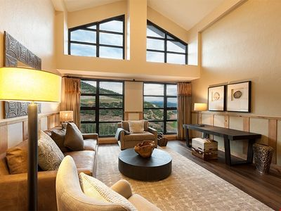 Photo for 4 Bedroom Penthouse at Grand Summit Hotel, Park City