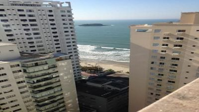 Photo for Apt 30 meters from the sea - air conditioning - Wi Fi - 2 LCD-TV Garage 1 Bedroom