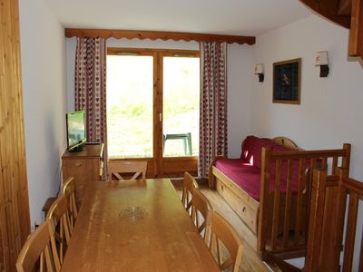 Photo for CH25PAE - TRIPLEX CHALET 3 BEDROOMS, TERRACE AND BALCONY