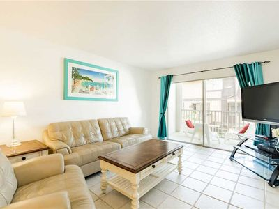 Photo for Unit 127 - 1 Bedroom 1.5 Bathroom Gulf Side Club Interior Condominium