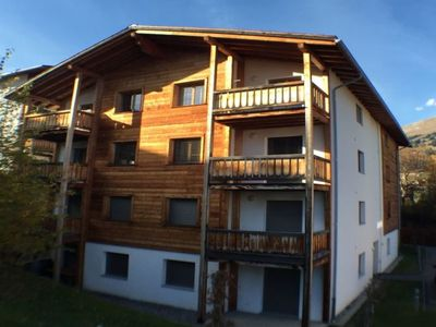 Photo for Apartment Via Cuorta 2A in Flims - 7 persons, 3 bedrooms