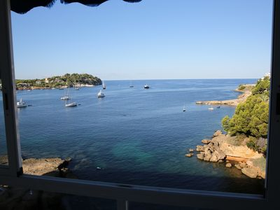 Photo for Apartment with the great sea view in best location of Santa Ponsa