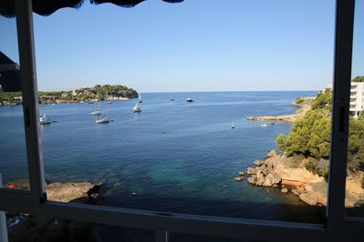 Great sea view from the terrace
