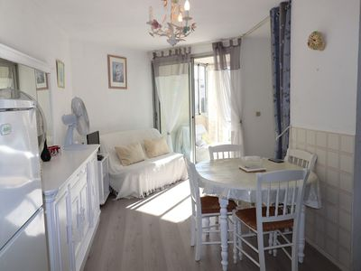 Photo for 2 ROOMS for 4 beds with private parking + lift
