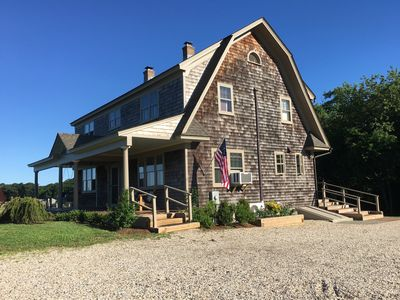 Photo for Classic Farm House in the heart of Water Mill, 2.7mi To Beach
