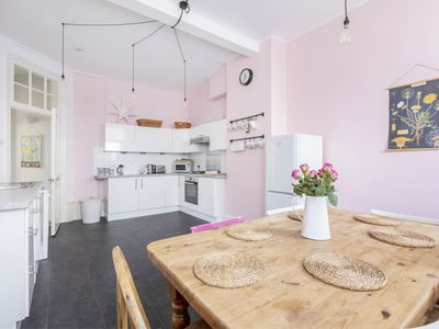 Photo for Spacious period home in Margate - Wilderness Rooms near the sea