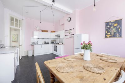 Spacious retreat close to Margate's Old Town