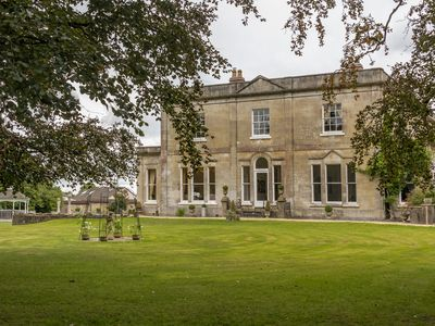 Photo for The Manor Luxury Country House in Somerset with Pool, Hot-tub, Games room & Gym