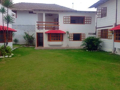 Photo for Beautiful, 2 Story, Beach Apartments In Olon Near Montañita