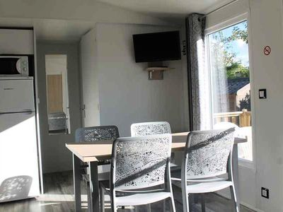Photo for Camping Le Tarteron *** - Mobile home Familia 3 rooms 5 persons