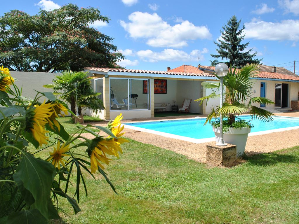 Nice Property Image#4 House In Dordogne Ideal For Families With Swimming Pool