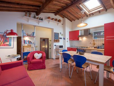 Photo for Apartment Cappelle Medicee Florence, a charming home in the center of Florence