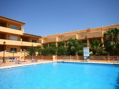 Photo for Spacious 3 bedroom apartment is situated next to de Santa Maria golf course