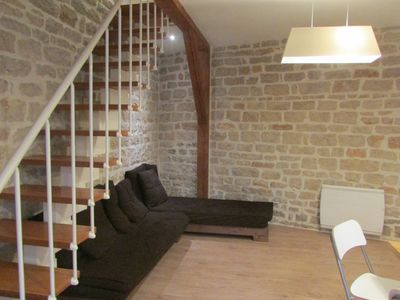 Photo for Charming villa in the heart of Dijon.
