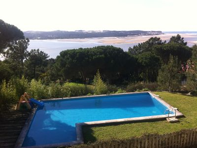 Photo for House Obidos Lagoon - Groups and Families - Pool and Garden - Privacy