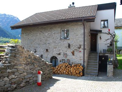 Photo for 2BR Apartment Vacation Rental in Calonico, Ticino