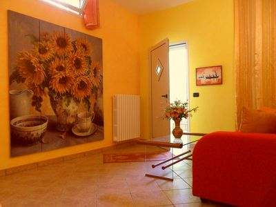 Photo for 1BR Apartment Vacation Rental in Alezio, Puglia