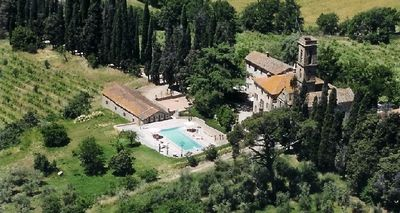 Photo for Castle  rental in Monte Savino tuscany  italy