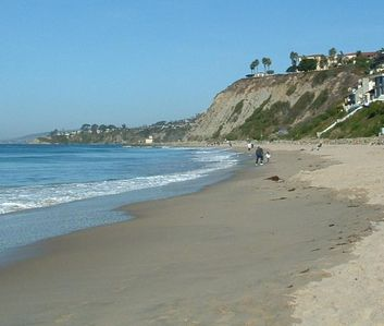 Strand / Salt Creek Beach (looking North)