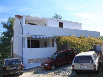 Photo for Studio flat with terrace Rukavac, Vis (AS-8863-a)